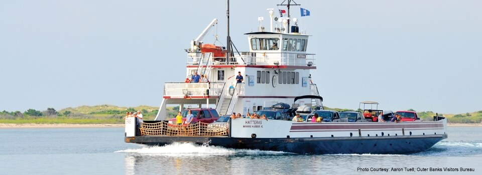Outer Banks Ferry Schedule