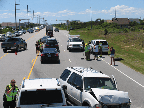 Dare County First Responders