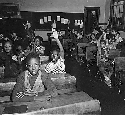 rosen kids raising hand