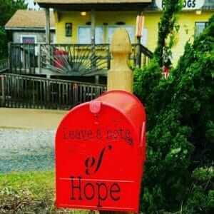 mailbox rodanthe