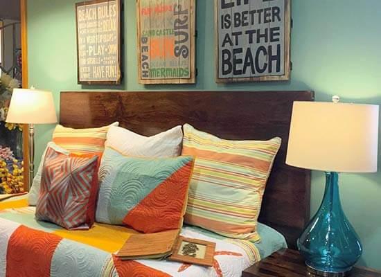 Exotic Home bedroom furniture