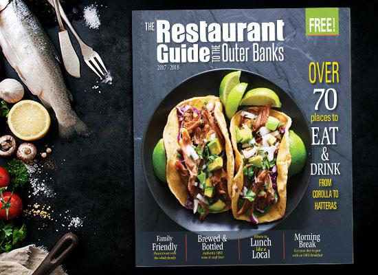 restaurant guide obx