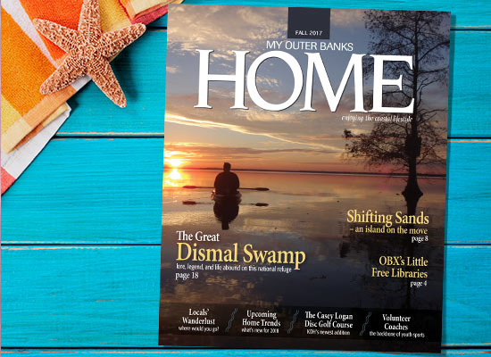 outer banks home magazine