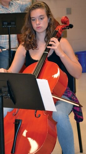 Dare County youth music