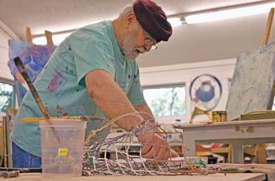 Glenn Eure sculptor