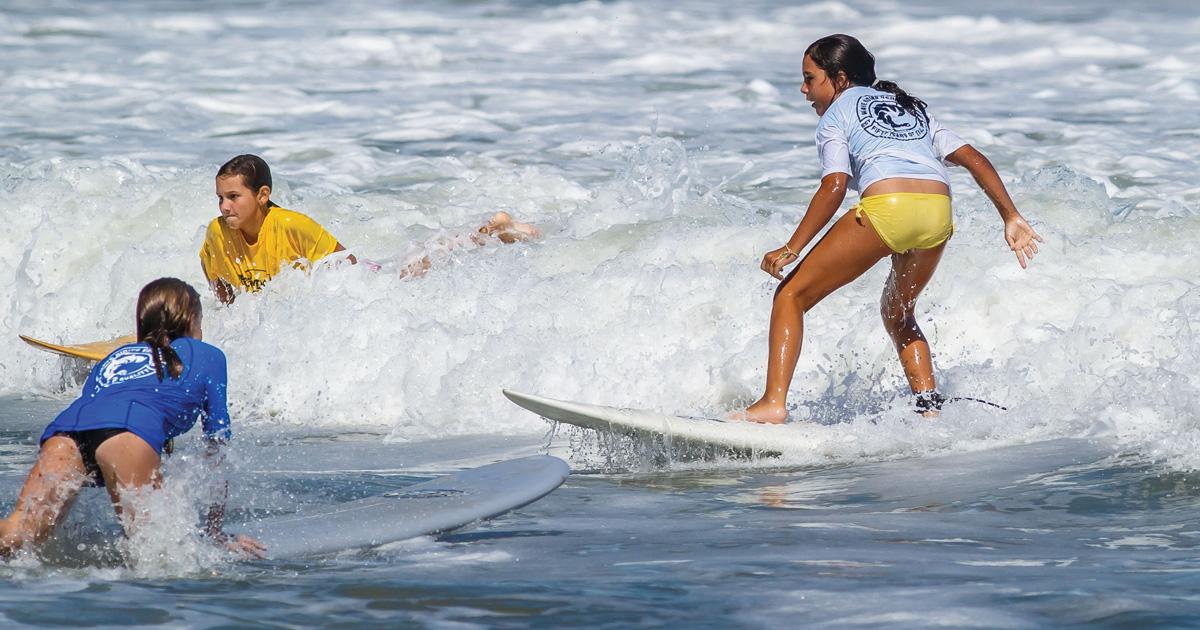 throwdown surf classic