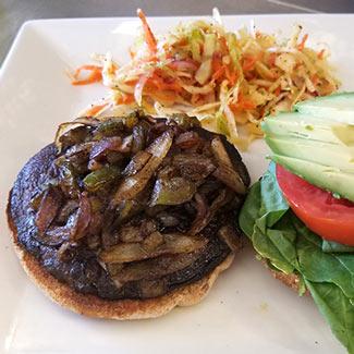 veggie burger outer banks