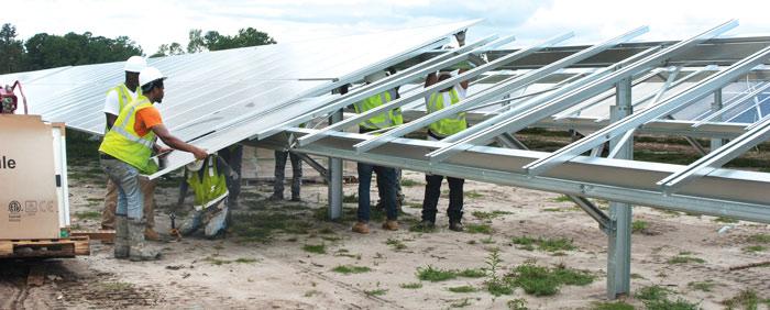 grandy solar farm