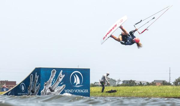outer banks kiteboarding
