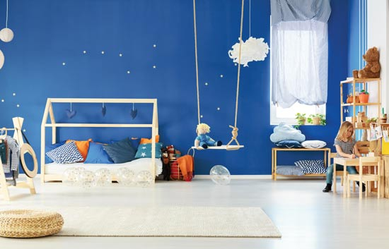 kid-friendly design ideas