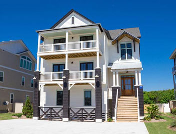 obx vacation home