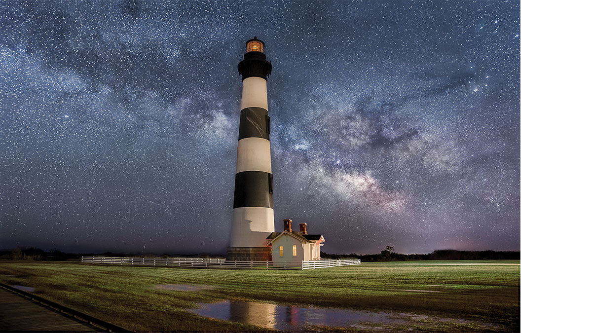 bodie lighthouse outer banks
