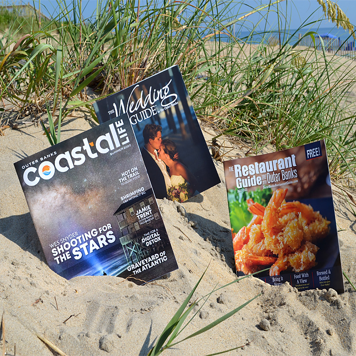 three dog magazine guides